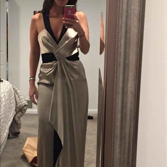 J. Mendel Dresses | J Mendel Evening Dress | Poshmark